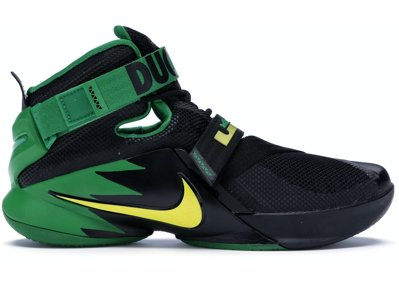 9003514bb1c1 LeBron Zoom Soldier 9 Oregon - 749490-073