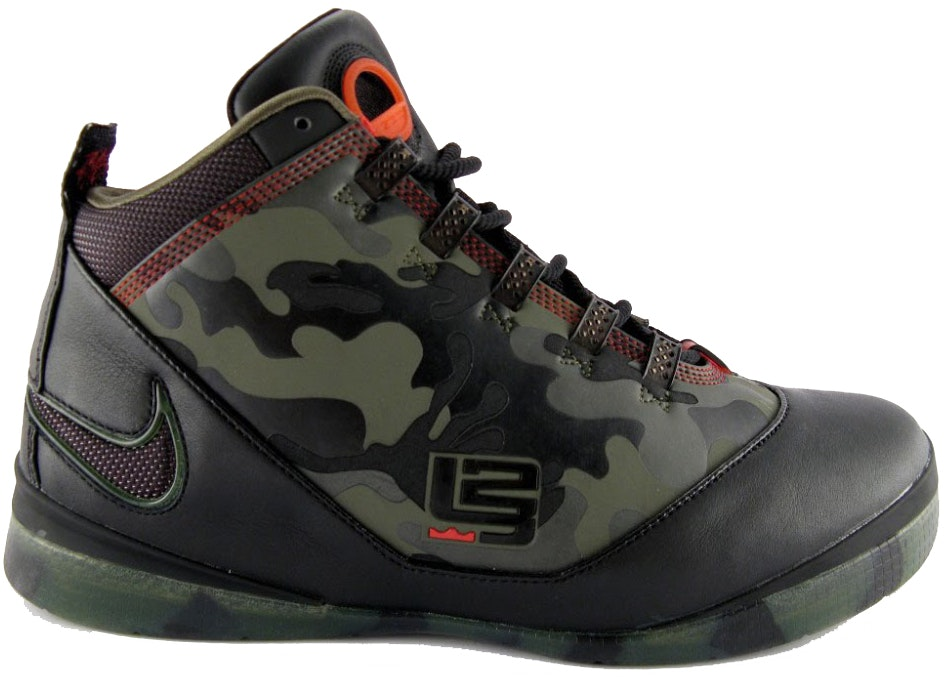 Zoom Soldier II Real Camo