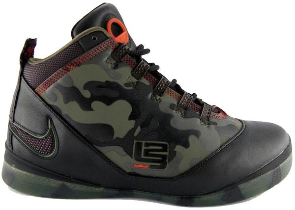 d450c069c76a Nike LeBron Zoom Soldier Shoes - Last Sale