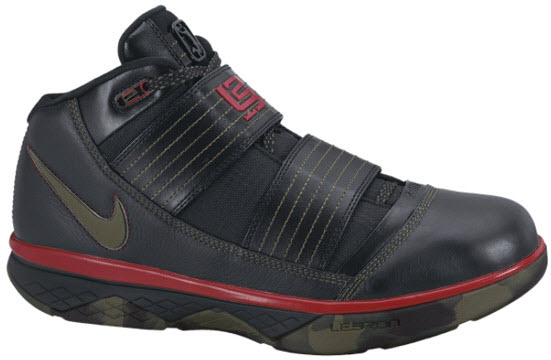 Nike Zoom Soldier III Army Camo