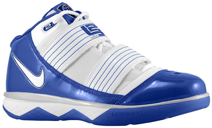 Zoom Soldier III Team Bank White Royal