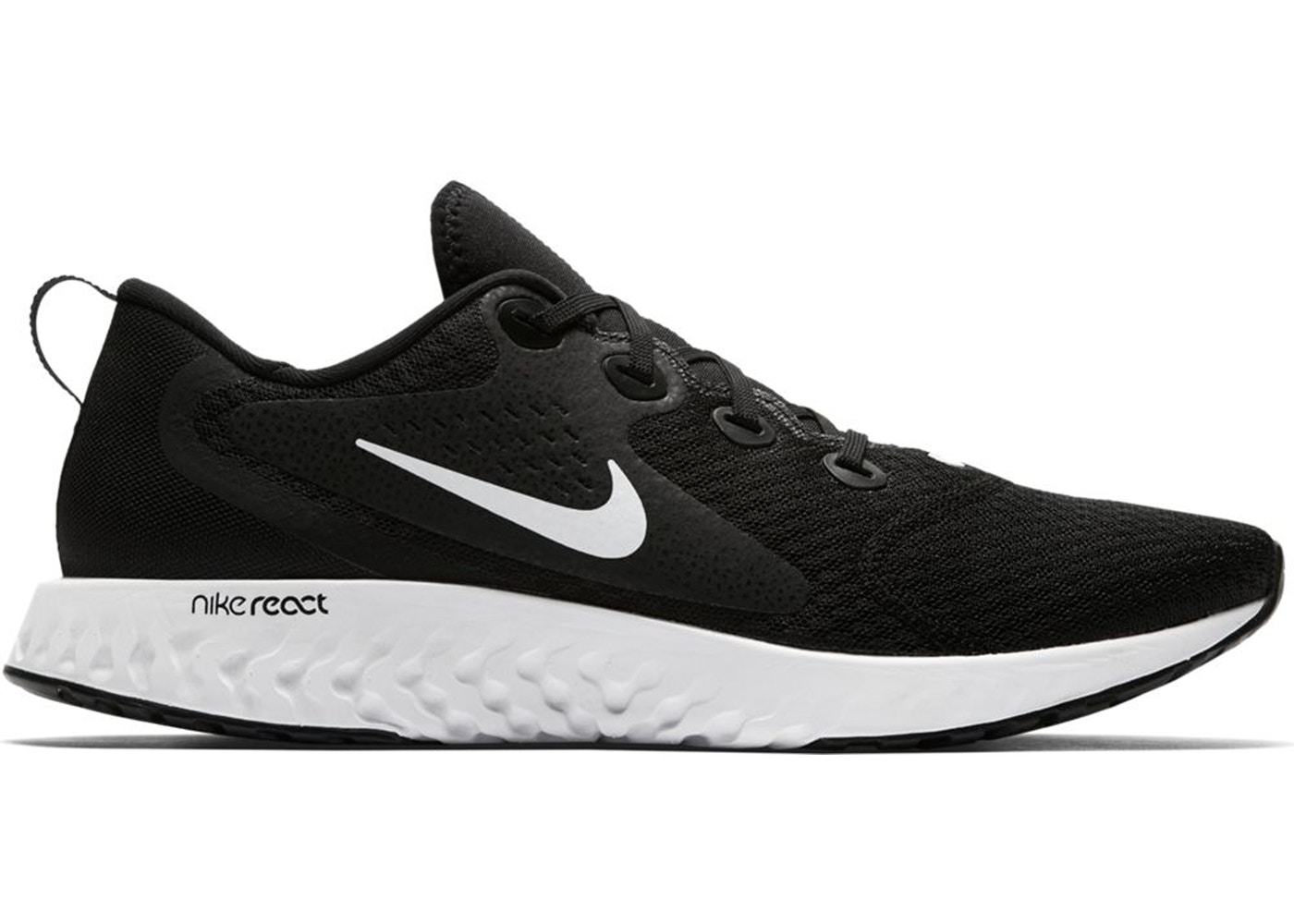 b5c39a72374 Sell. or Ask. Size 6. View All Bids. Nike Legend React Black White