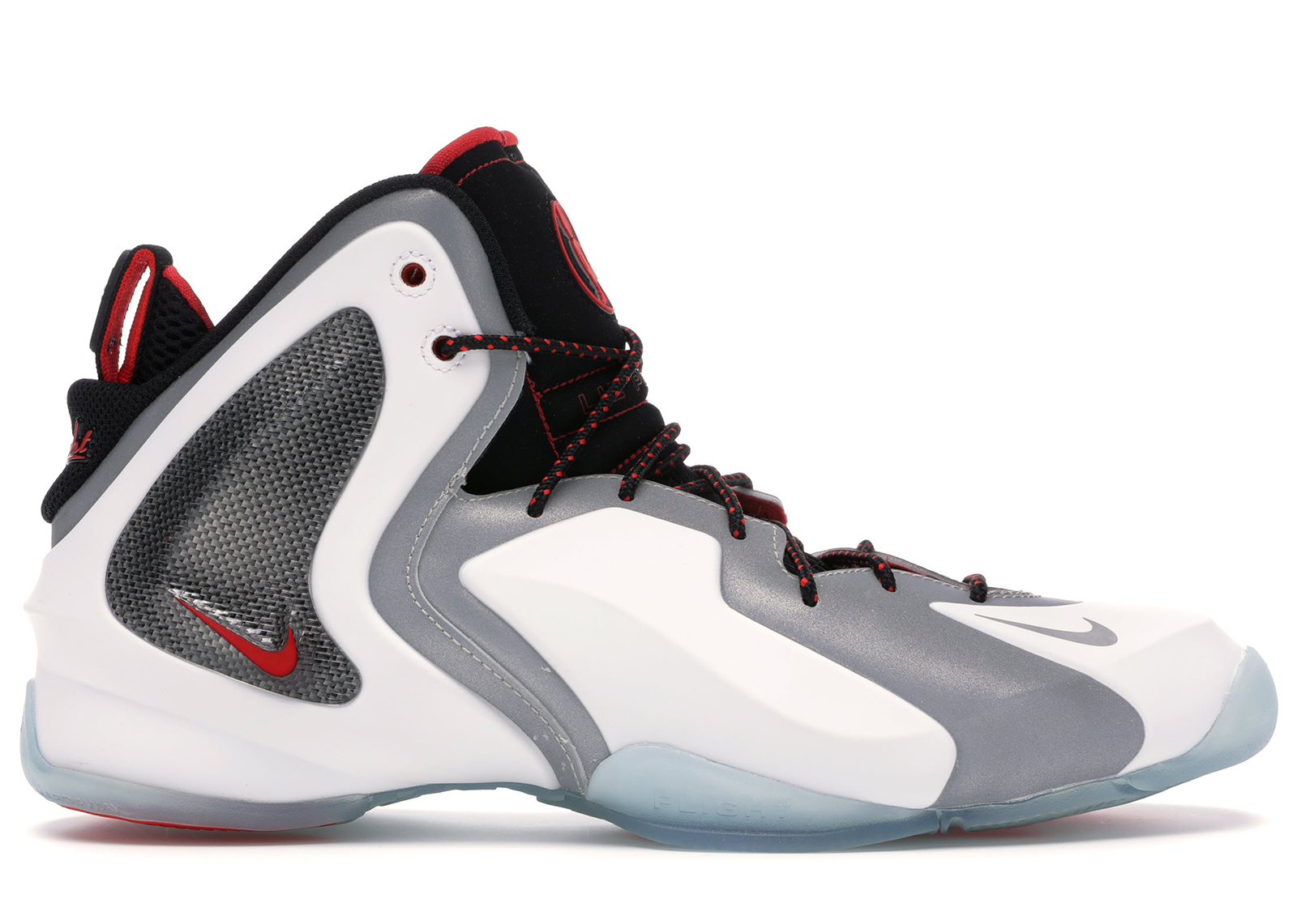 Nike Lil Penny Posite Chilling Red