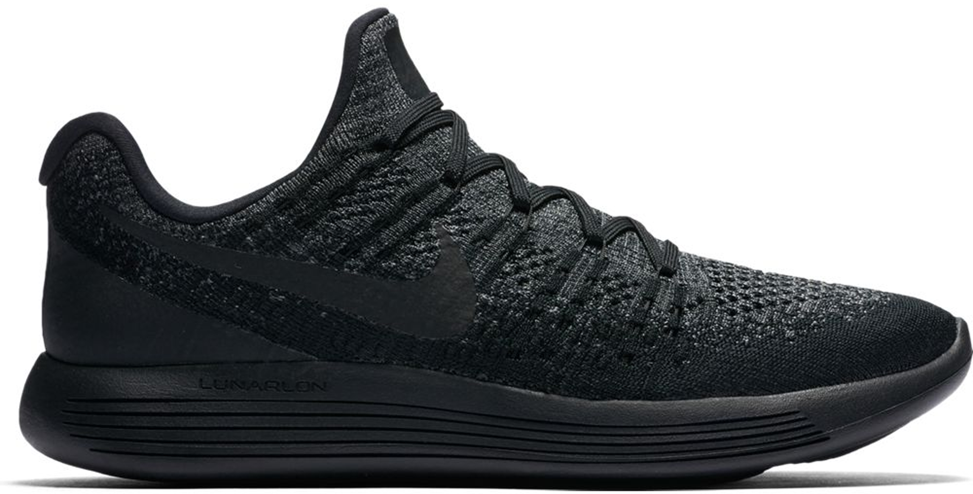 Nike Lunar Epic Low Flyknit 2 Black
