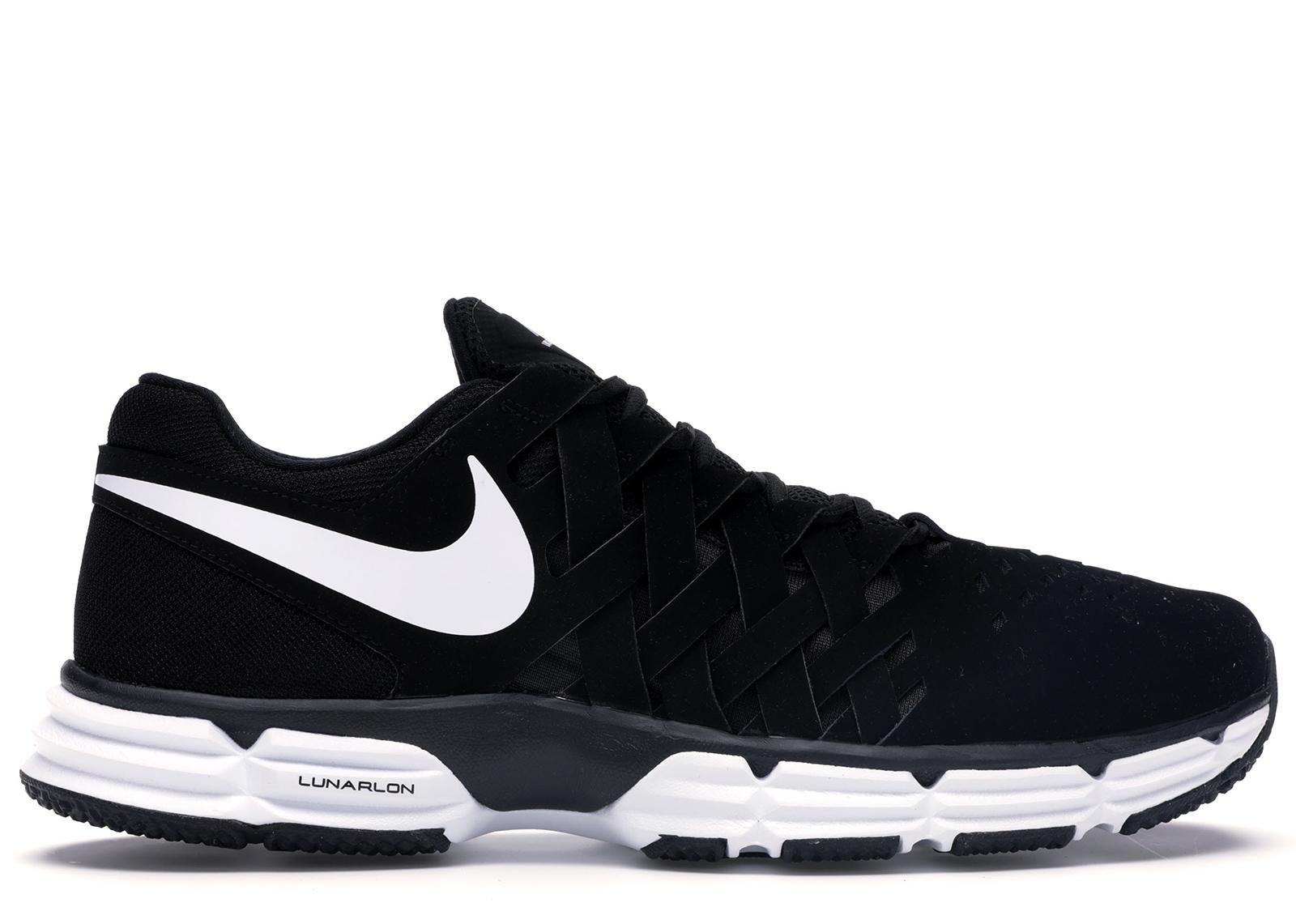 Nike Lunar Fingertrap TR Black/White