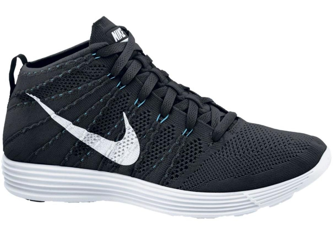 f83e07fbcbf0 Sell. or Ask. Size  11.5. View All Bids. Nike Lunar Flyknit Chukka Black ...