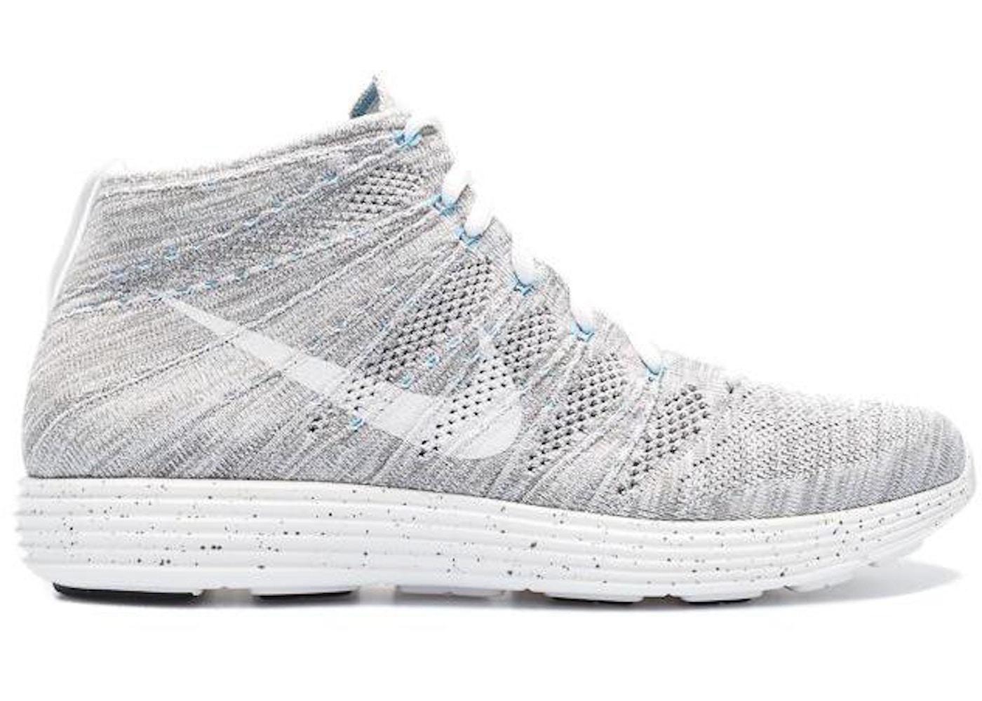online retailer 8063e b79cb Nike Lunar Flyknit Chukka HTM Snow Pack Grey