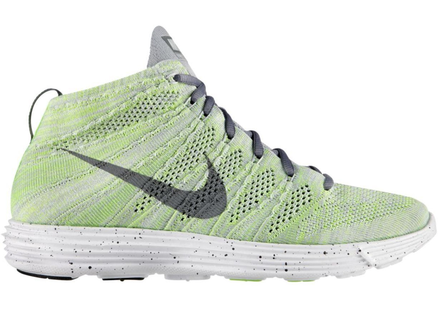 d422614ffa59 Sell. or Ask. Size  13. View All Bids. Nike Lunar Flyknit Chukka Wolf Grey  Electric Green