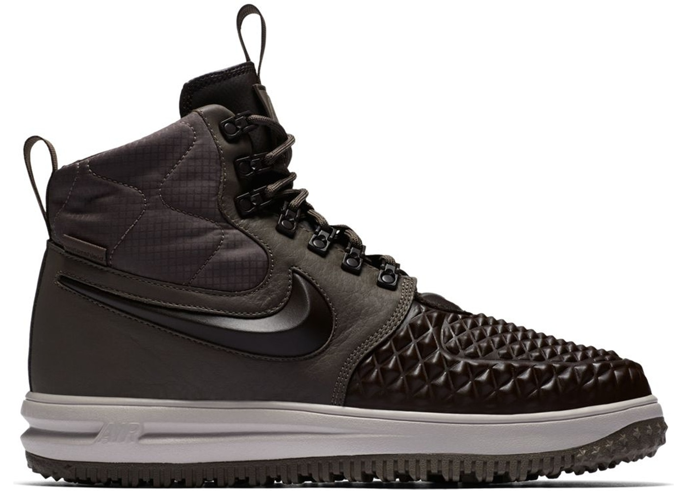 pubertad intimidad no pagado  Nike Lunar Force 1 Duckboot 17 Ridgerock Velvet Brown - 916682-203