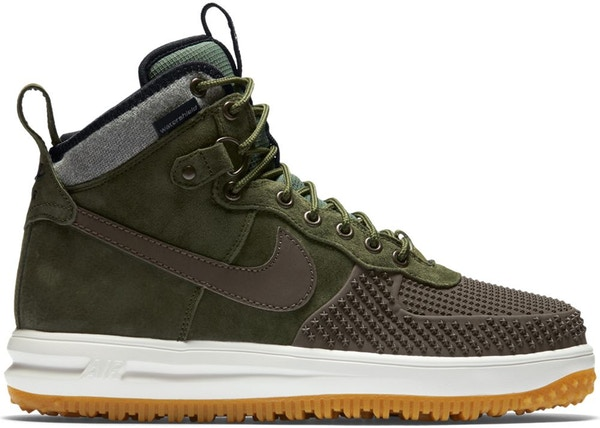 low priced 76444 fb559 Nike Lunar Force 1 Duckboot Baroque Brown Army Olive - 80589
