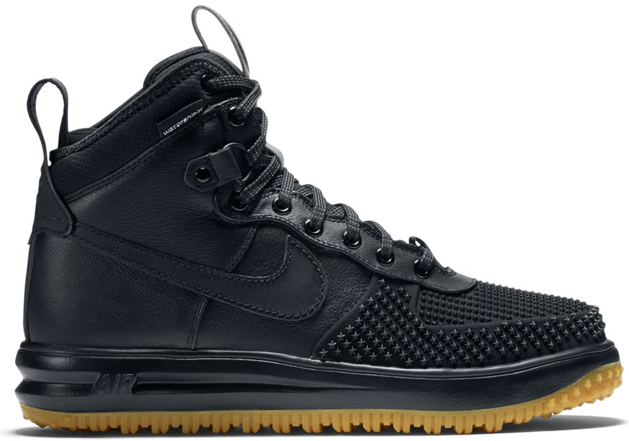 Nike Lunar Force 1 Duckboot Black Gum