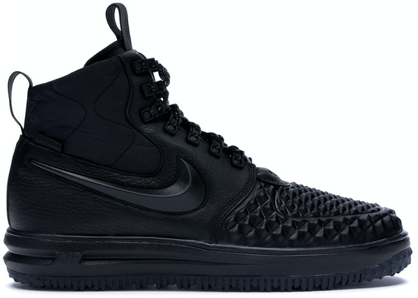 best website 87bd4 96e58 Nike Lunar Force 1 Duckboot Black