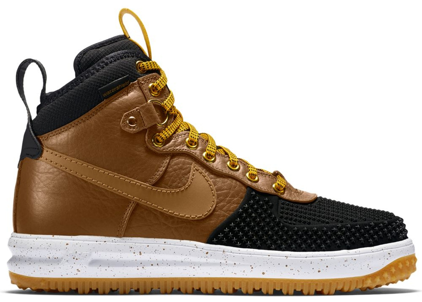 super popular 9a003 c47ea Nike Lunar Force 1 Duckboot Light British Tan - 805899-004