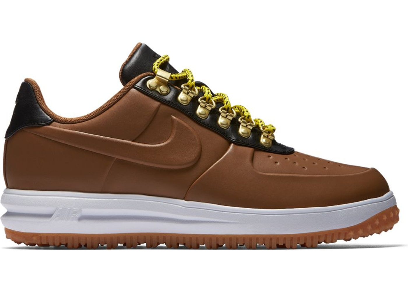 a048c98ab2 HypeAnalyzer · Nike Lunar Force 1 Duckboot Low Ale Brown