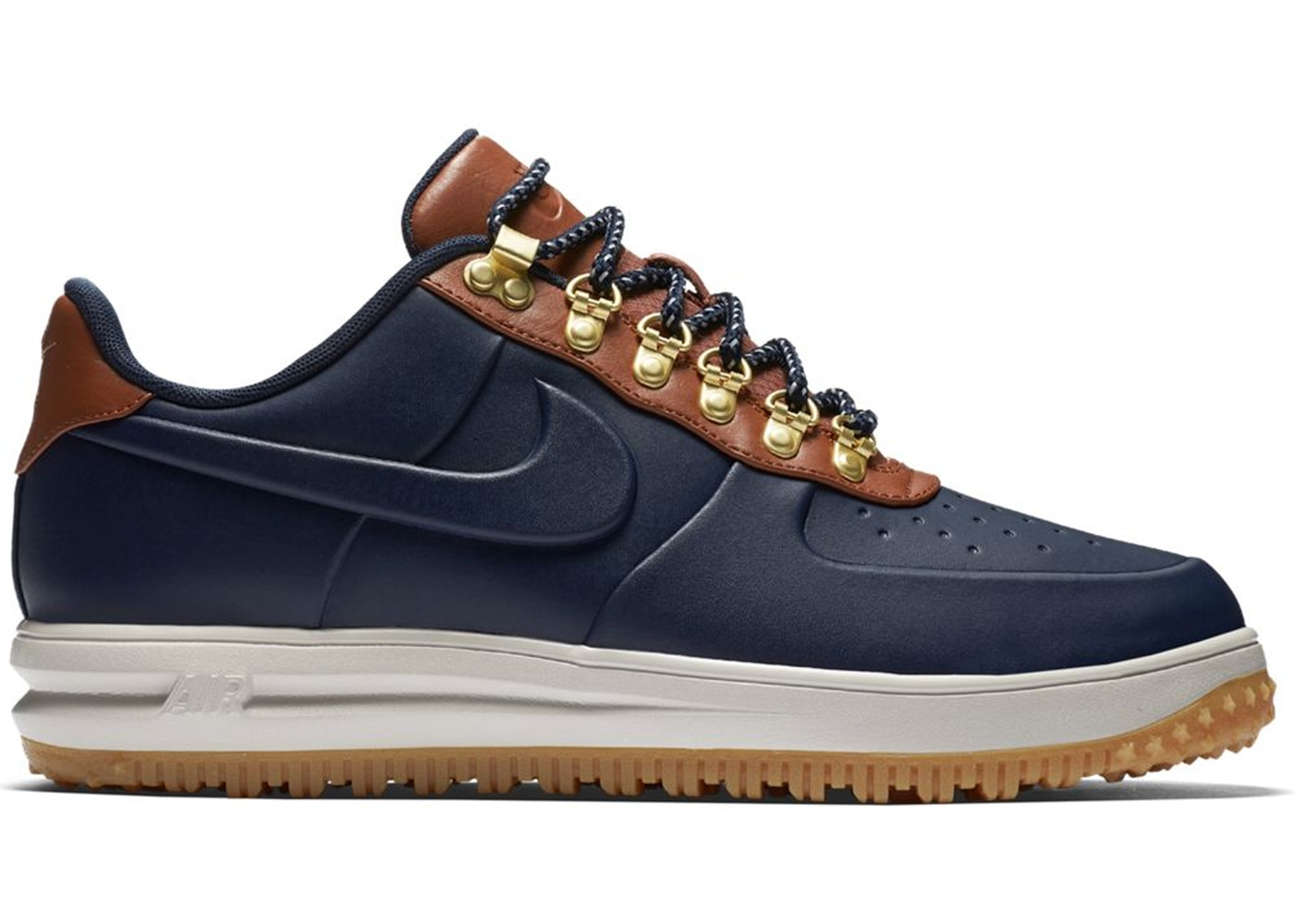40ffdddb6d15 Sell. or Ask. Size  12.5. View All Bids. Nike Lunar Force 1 Duckboot Low  Obsidian ...