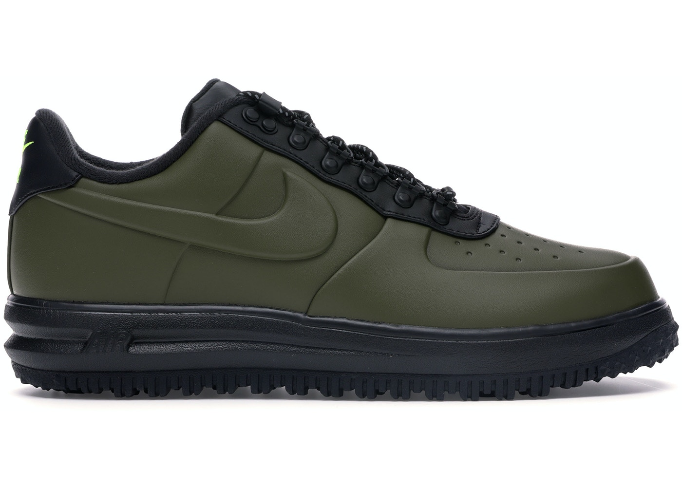 new concept 92a88 73320 Nike Lunar Force 1 Duckboot Low Olive Canvas