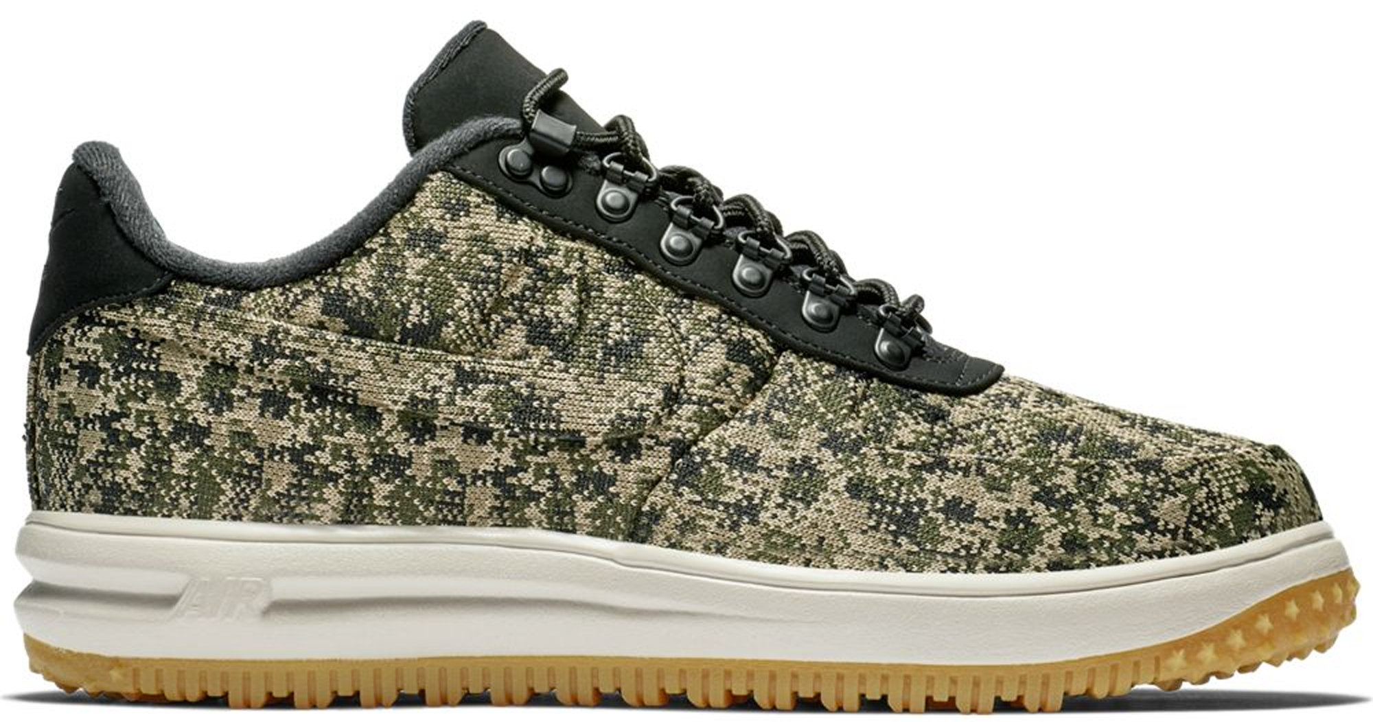 Lunar Force 1 Duckboot Low Textile Canteen