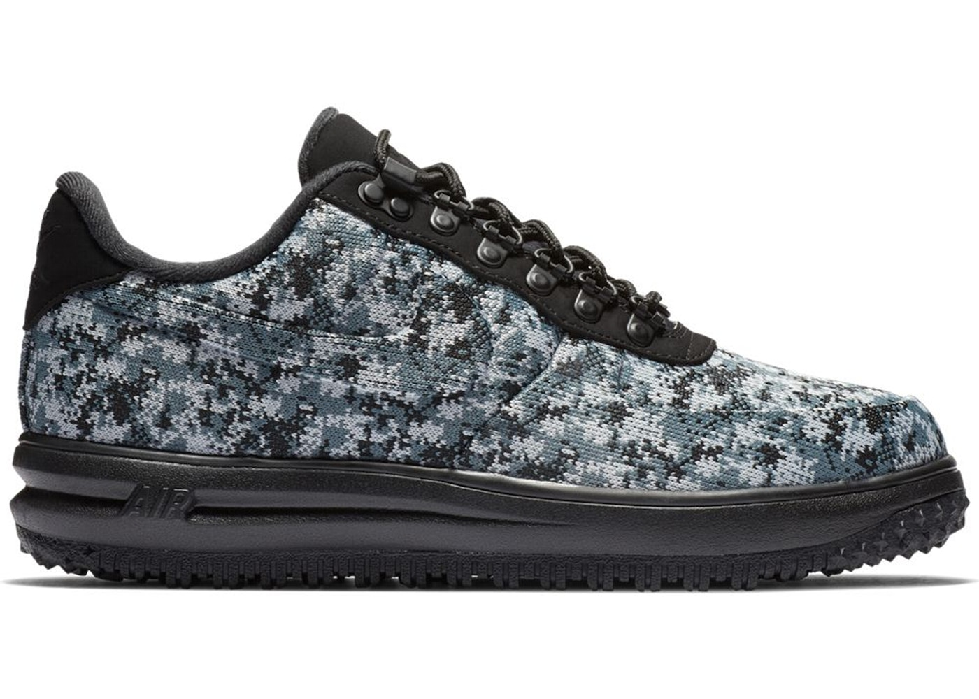the best attitude 43cca 20e52 Lunar Force 1 Duckboot Low Textile Wolf Grey