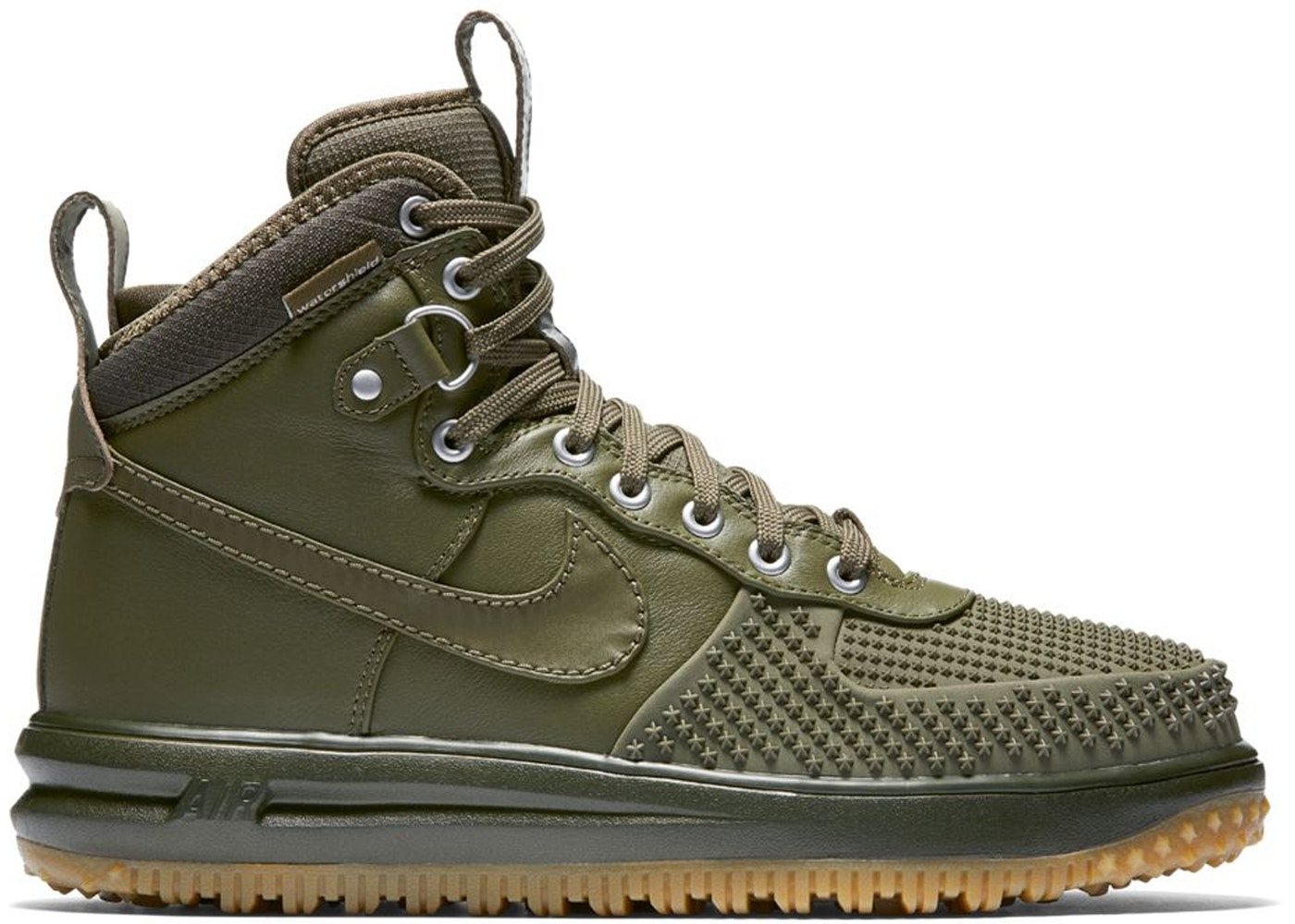 59cd42ae165a Sell. or Ask. Size  13. View All Bids. Nike Lunar Force 1 Duckboot Medium  Olive Gum