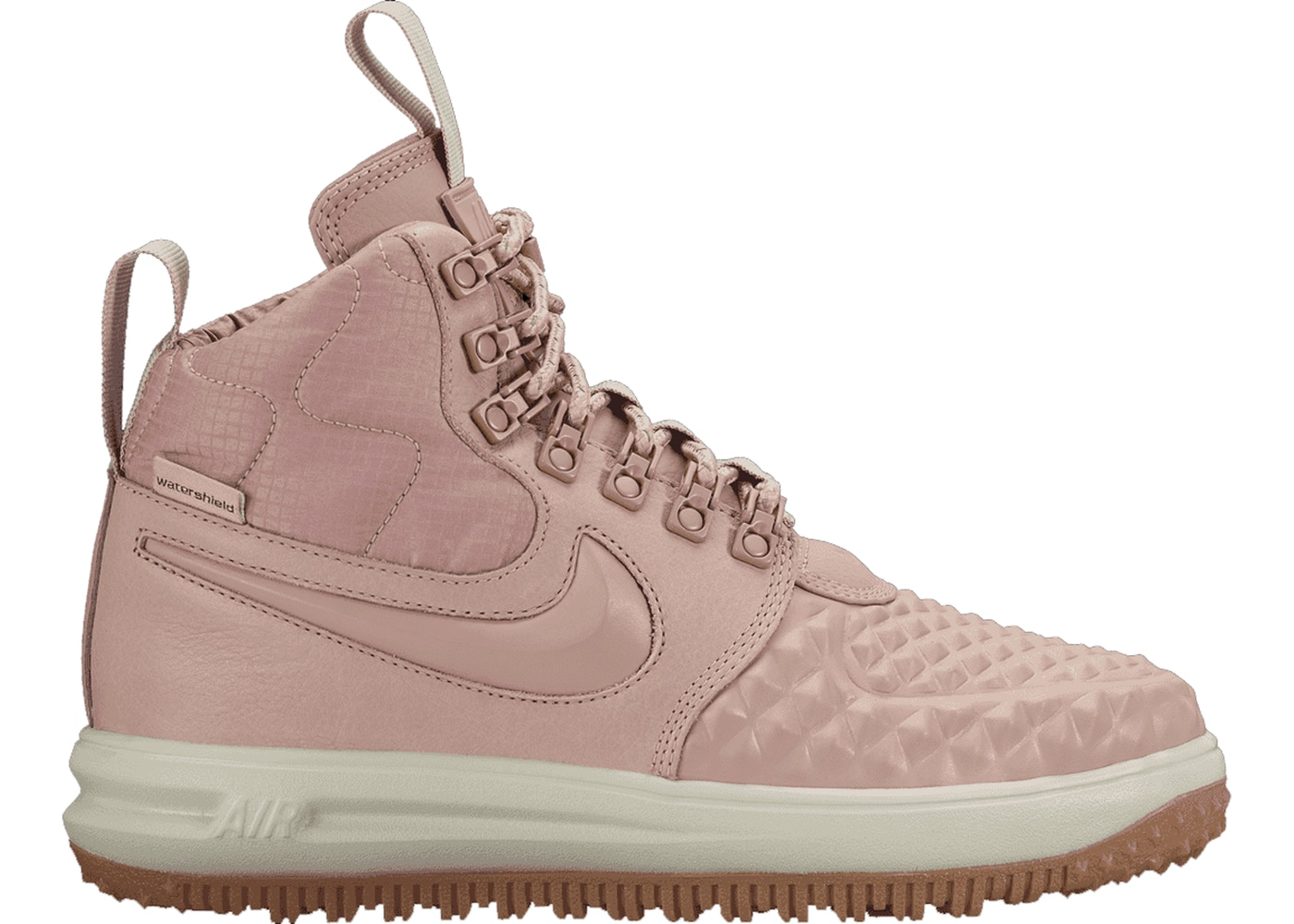 cheap for discount 850df 3467f Sell. or Ask. Size  8.5W. View All Bids. Nike Lunar Force 1 Duckboot  Particle Pink ...