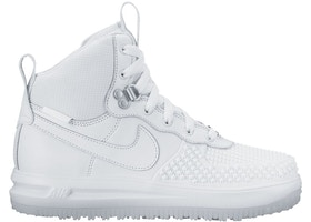 Nike Lunar Force 1 Duckboot White (GS)