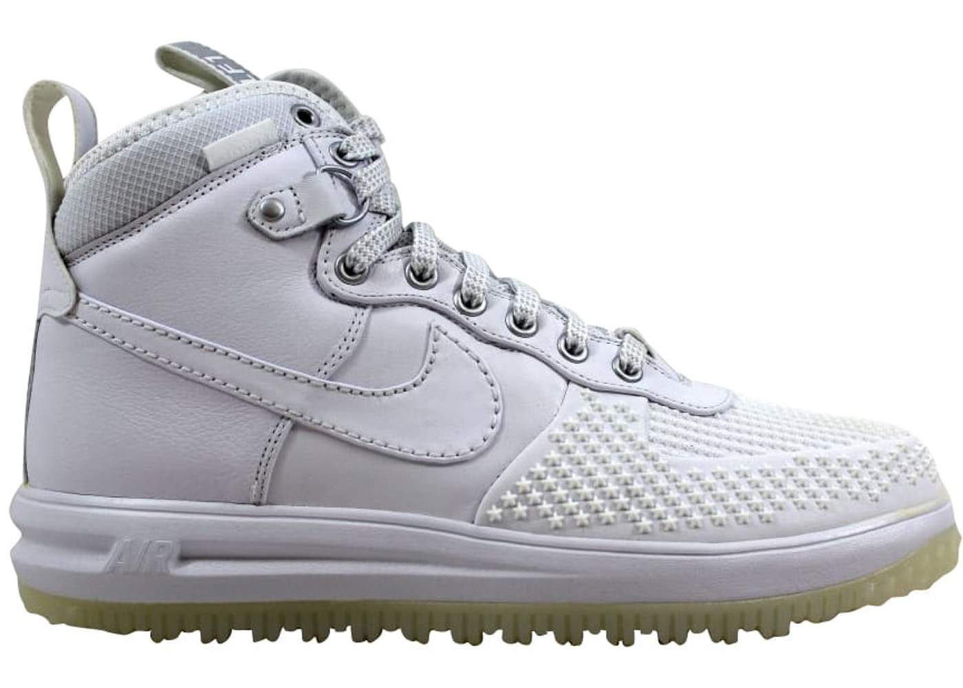 great fit order online buy popular Nike Lunar Force 1 Duckboot White/White