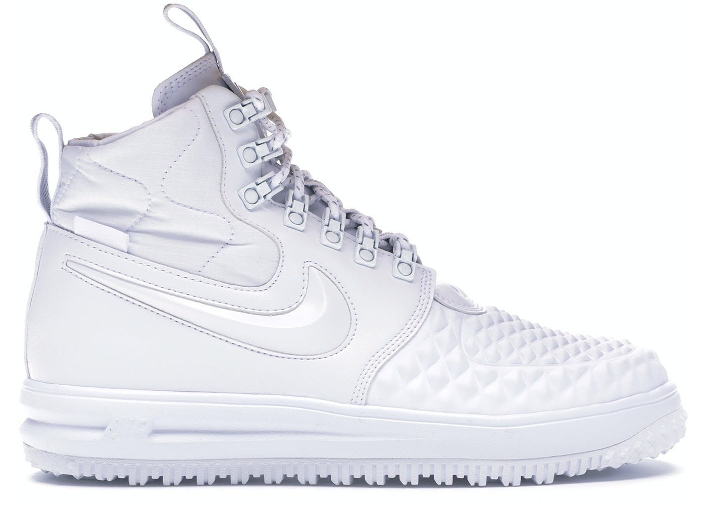 detailed look 657fe 8e93b Nike Lunar Force 1 Duckboot Winter White - AA1123-100