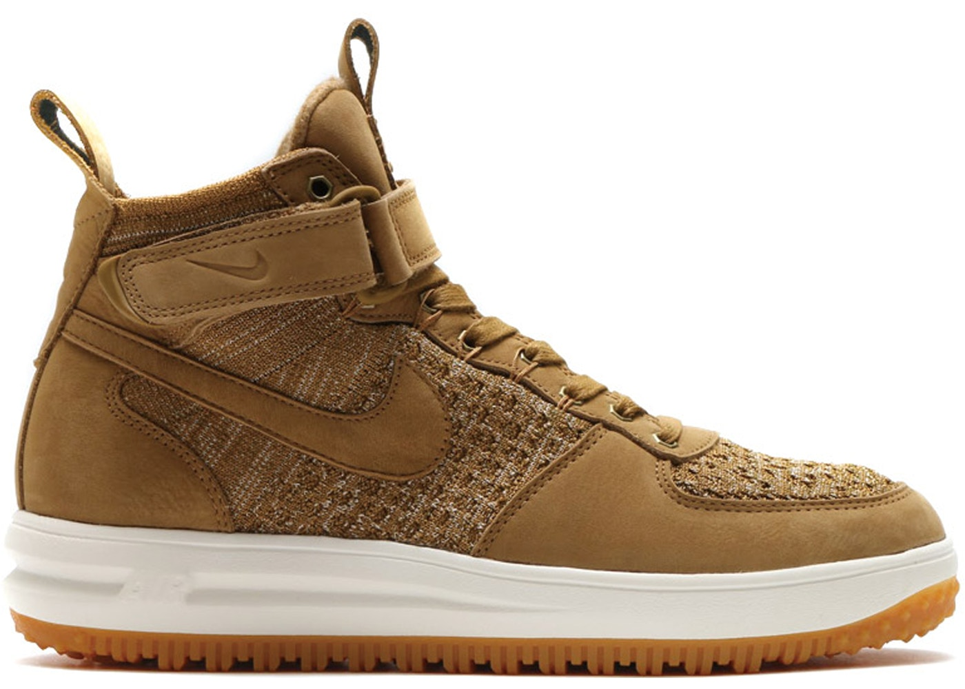 new style 74cb4 f7bfd Sell. or Ask. Size  13. View All Bids. Nike Lunar Force 1 Flyknit Workboot  Golden Beige