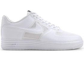 Nike Lunar Force 1 Fuse 30th Anniversary White