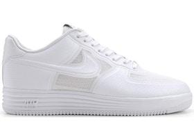 Nike Lunar Force 1 Fuse 30th Anniversary White