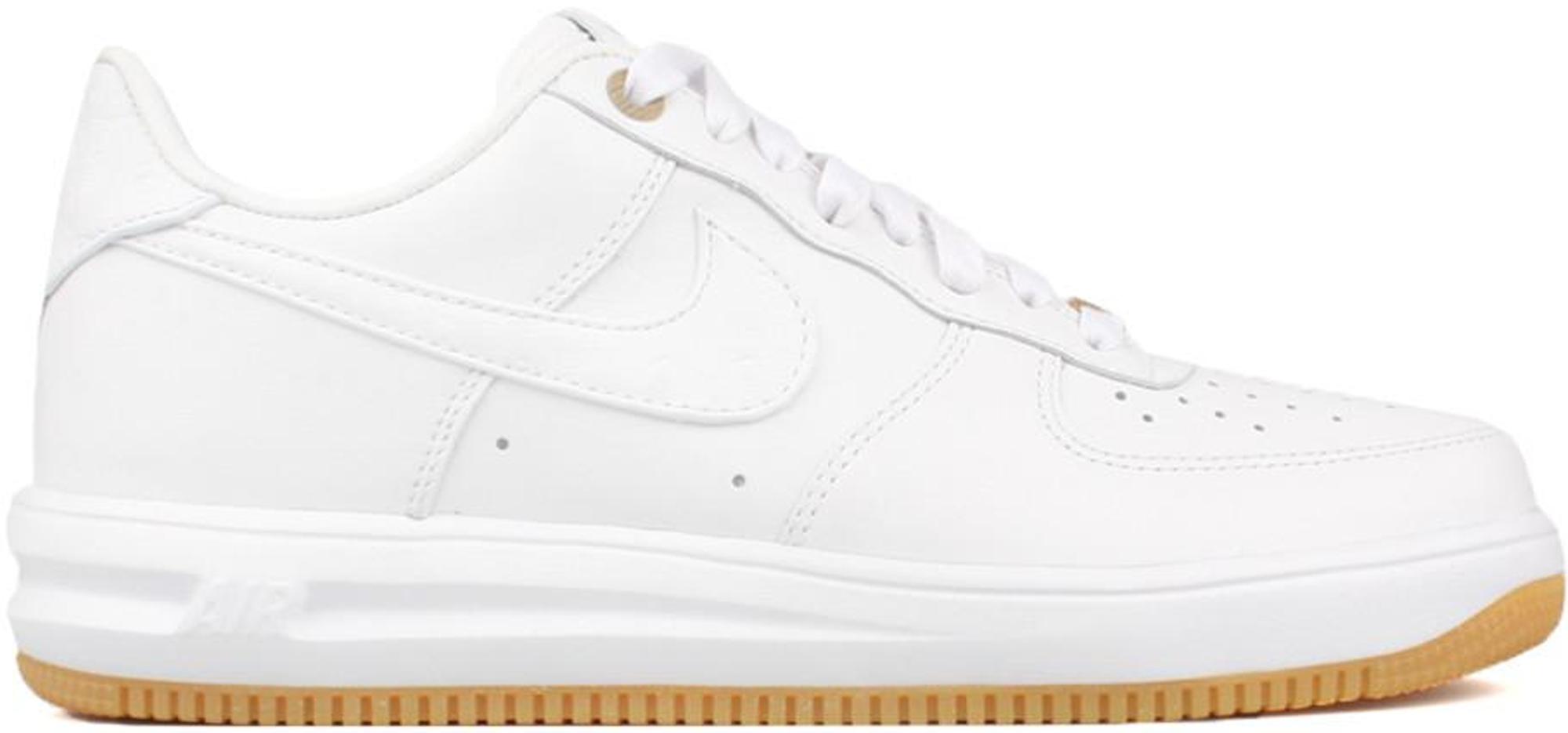 Nike Lunar Force 1 Low White Gum