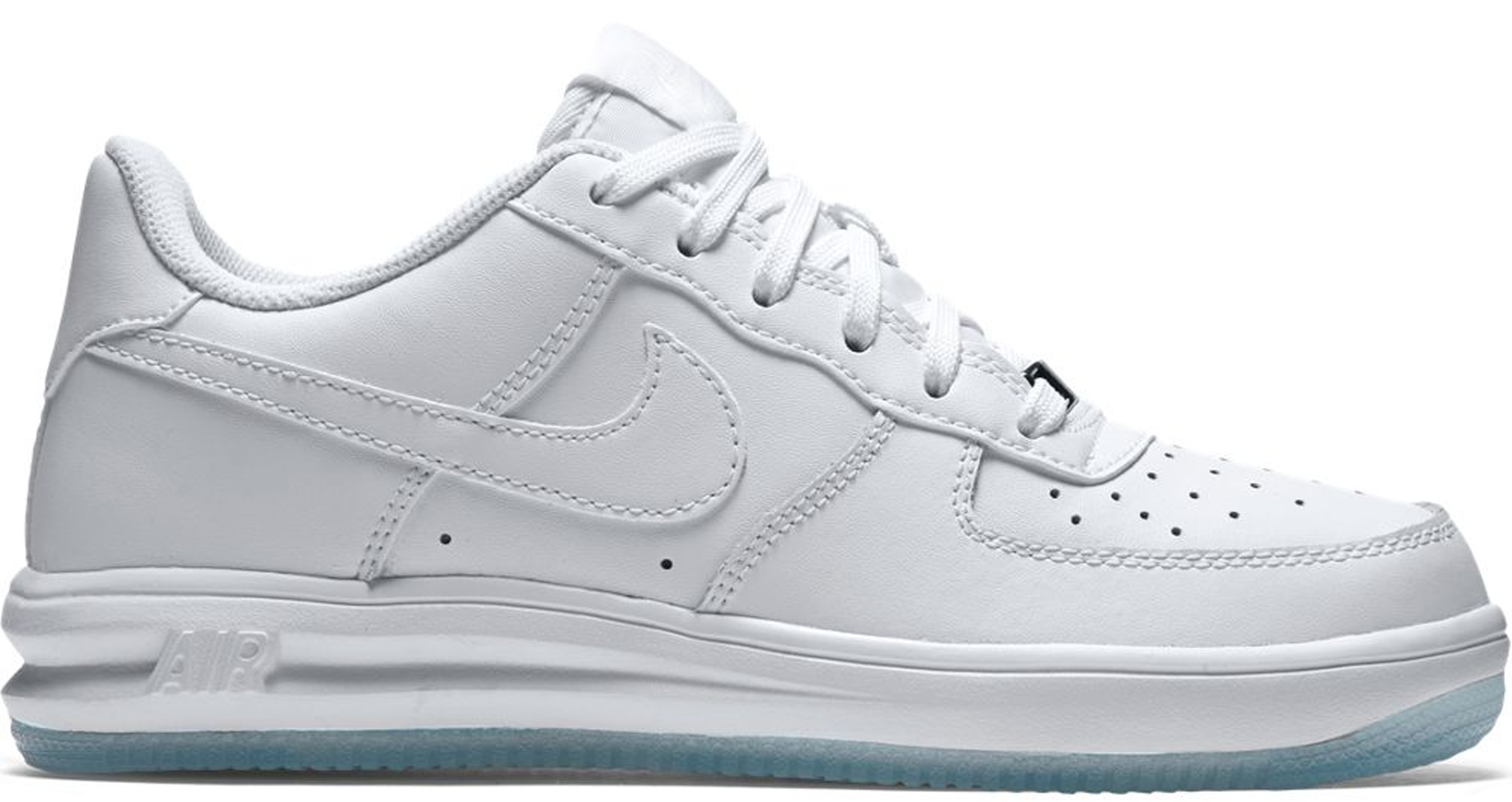 Nike Lunar Force 1 Low White Ice (GS