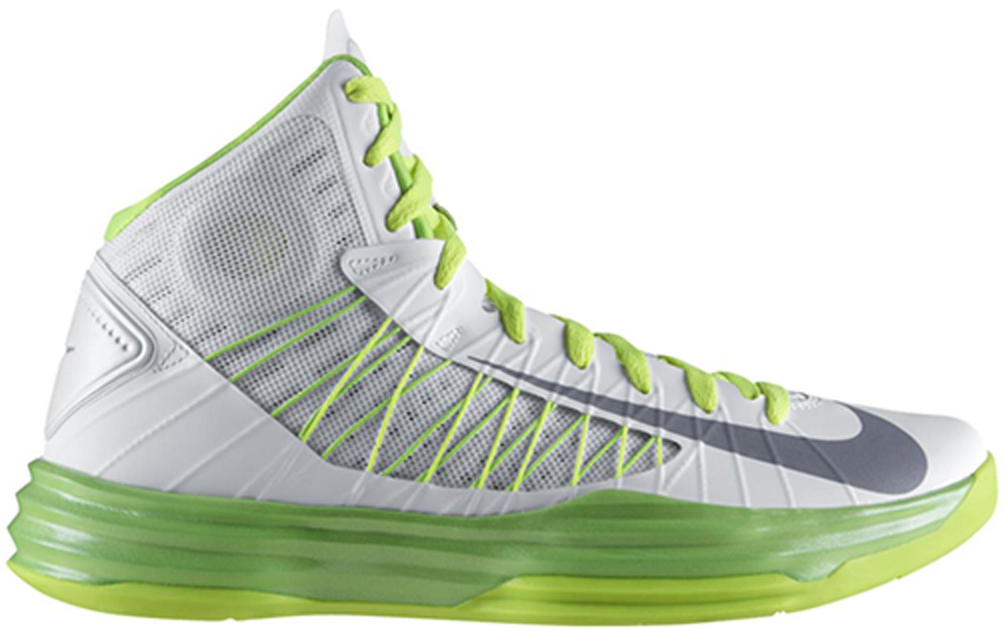 Nike Lunar Hyperdunk 2012 White