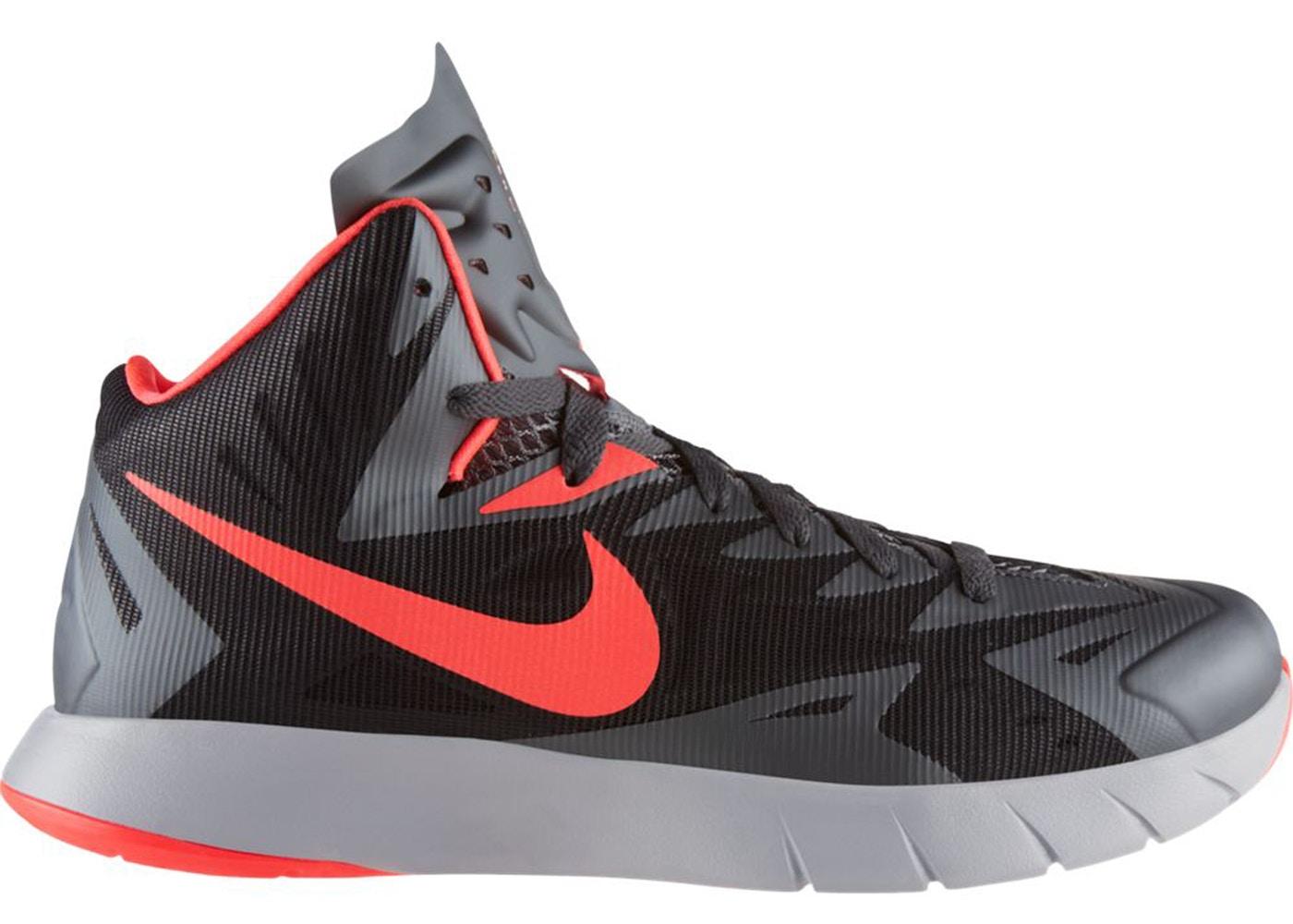 low priced ec9a5 b7a7d Nike Lunar Hyperquickness Black Hyper Punch - 652777-060