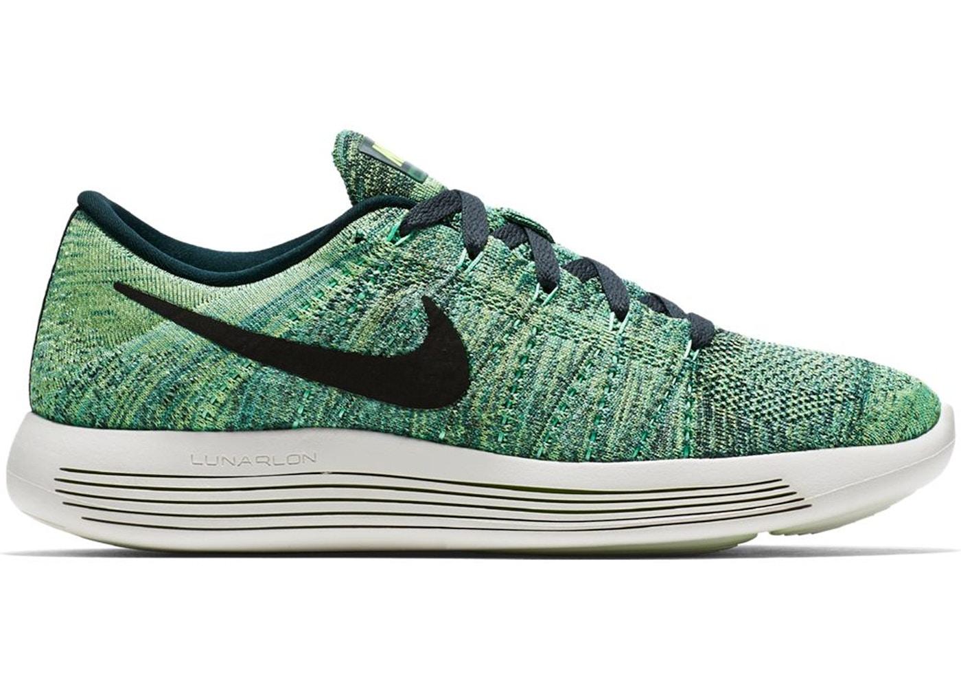 bcfb33eadd3ee Nike LunarEpic Low Flyknit Seaweed - 843764-300