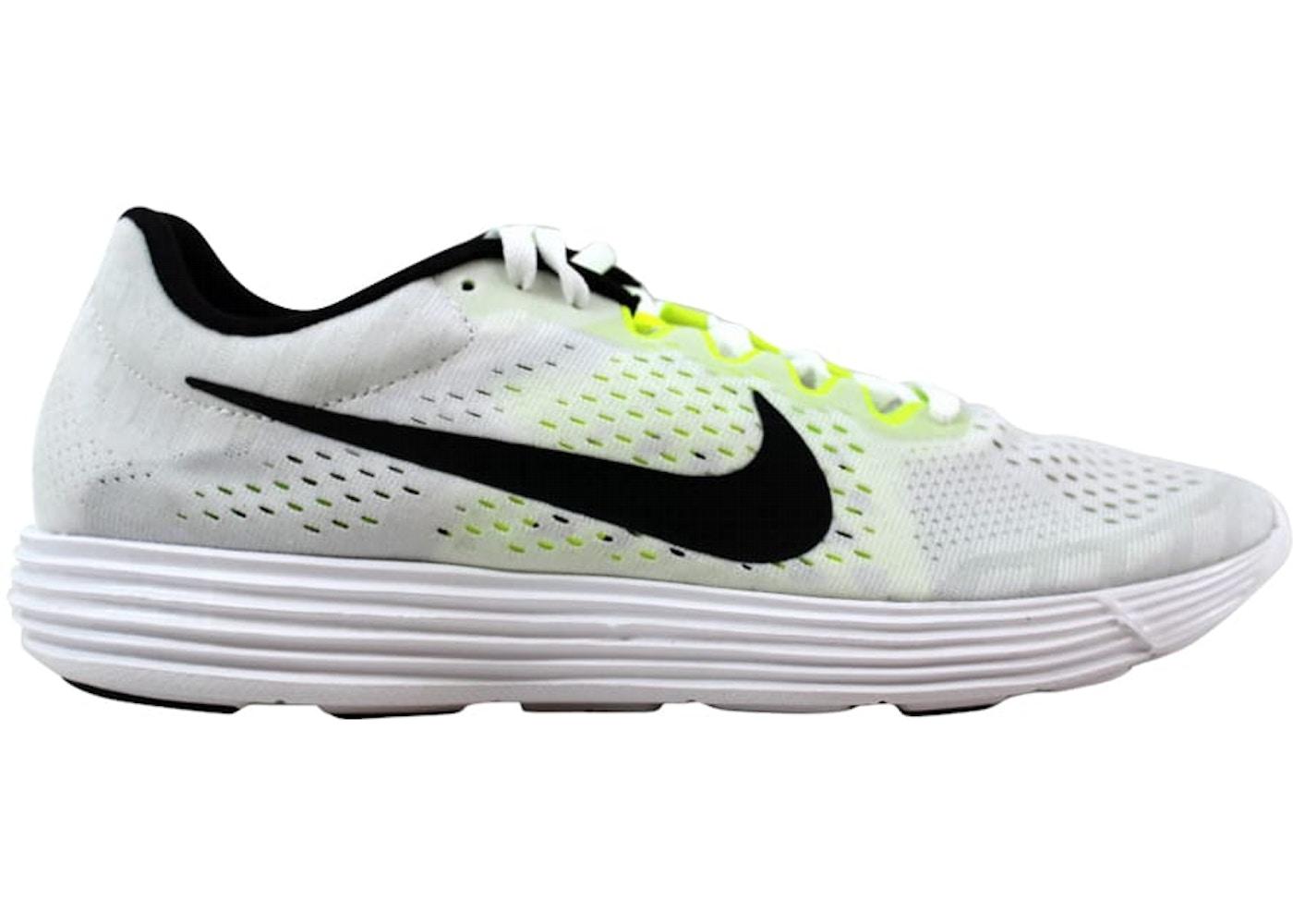 ab3c050fef Nike Lunaracer 4 White Black-Volt - 844562-107