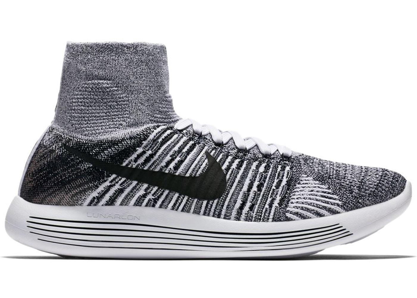 sale retailer 602d1 b953e Nike Lunarepic Flyknit Oreo - 818676-101