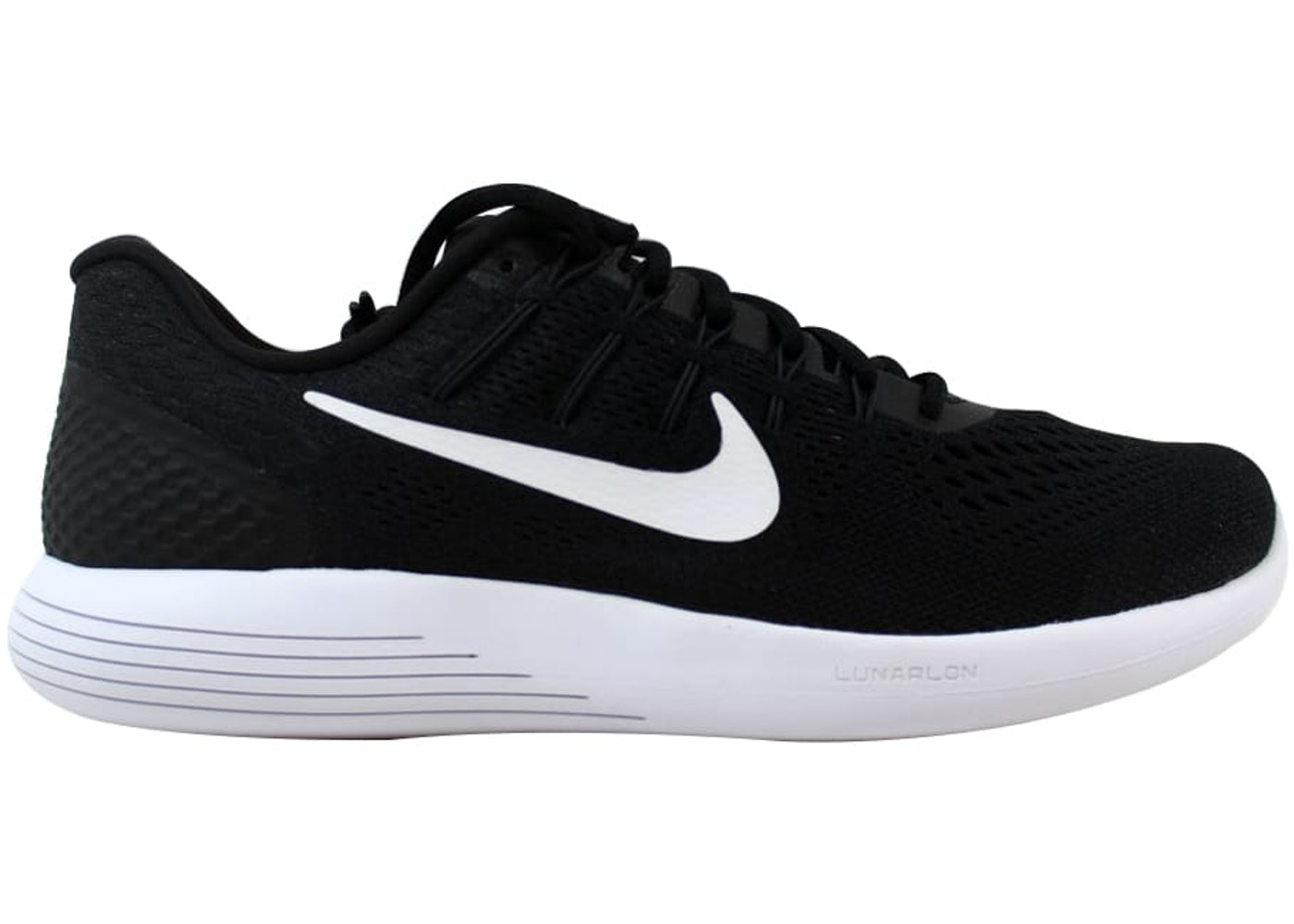 73f975ae4ab2d8 Sell. or Ask. Size --. View All Bids. Nike Lunarglide 8 Black White- Anthracite