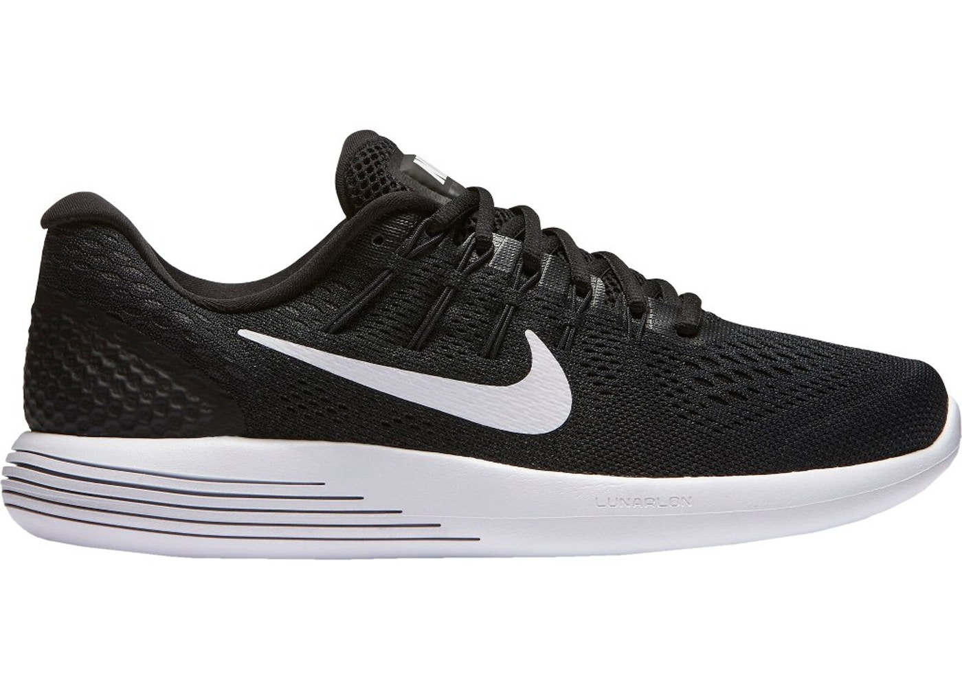 best sneakers 3ee92 d02a9 Sell. or Ask. Size --. View All Bids. Nike Lunarglide 8 Black White ...