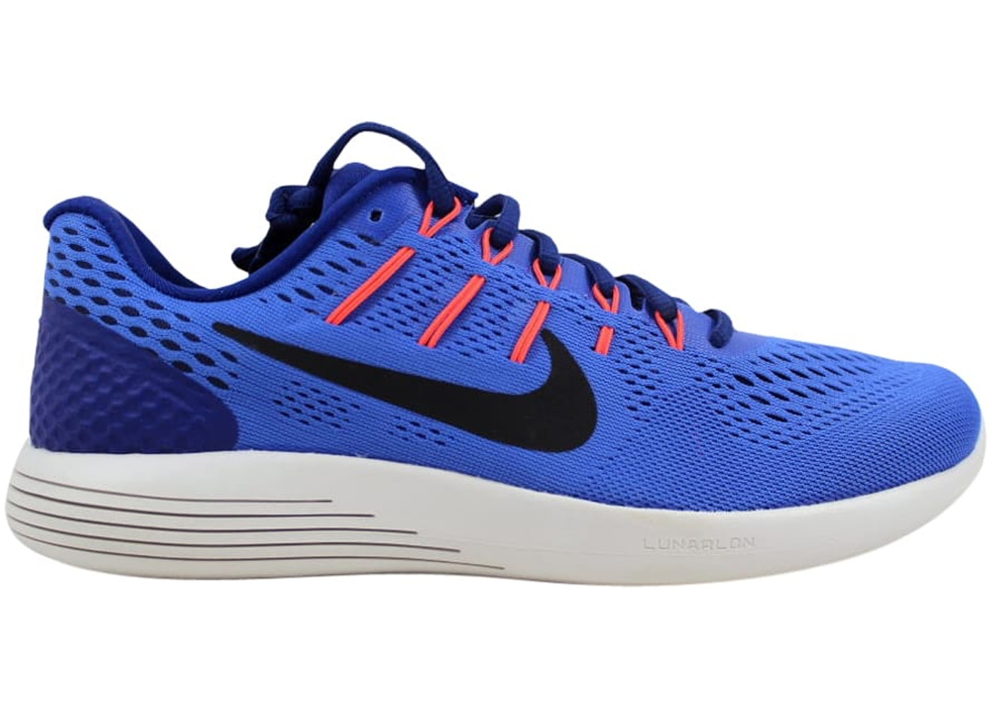 b03b2fc0bd3c7 Sell. or Ask. Size  12. View All Bids. Nike Lunarglide 8 Medium Blue Black