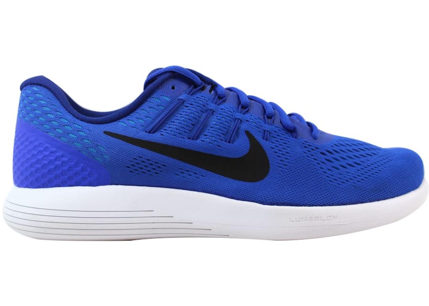 best authentic ccf40 3f8f4 Nike Lunarglide 8 Racer Blue/Black