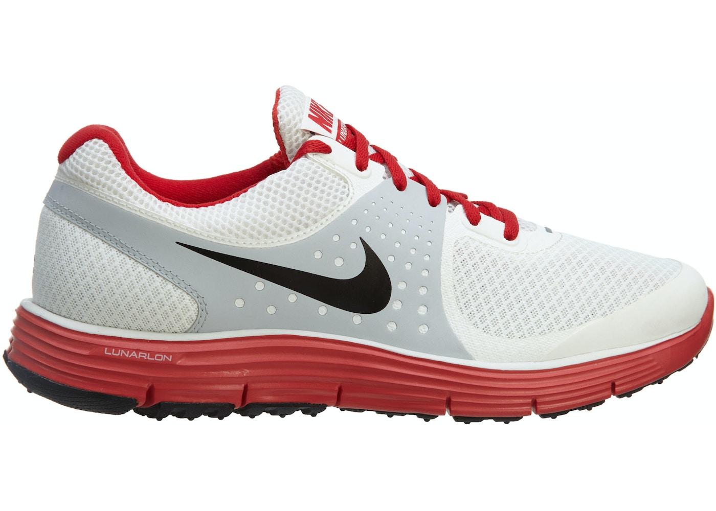 Escándalo elefante atleta  Nike Lunarswift+4 Red/White/Black - 510787-100