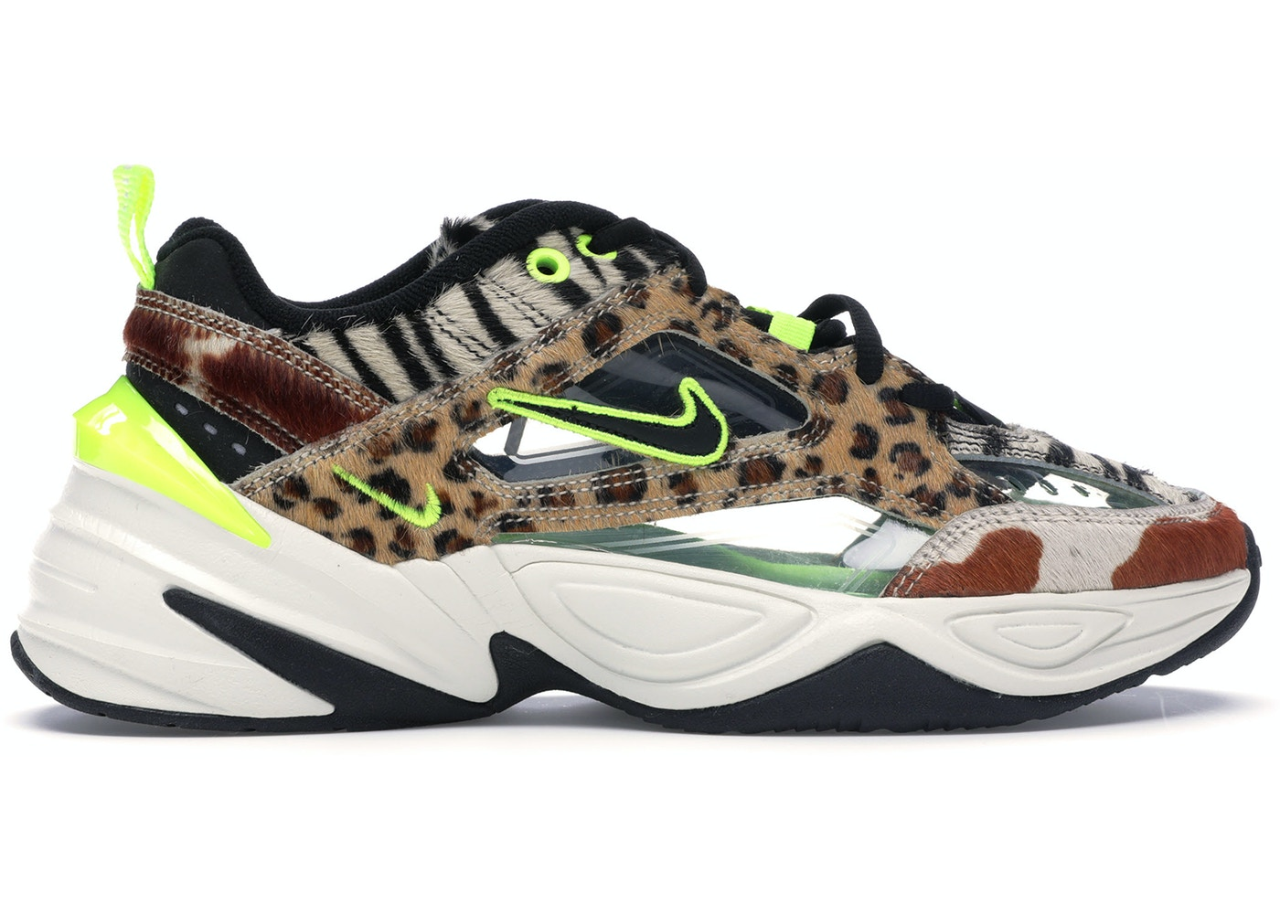 Sell. or Ask. Size: 11.5. View All Bids. Nike M2K Tekno Animal Pack