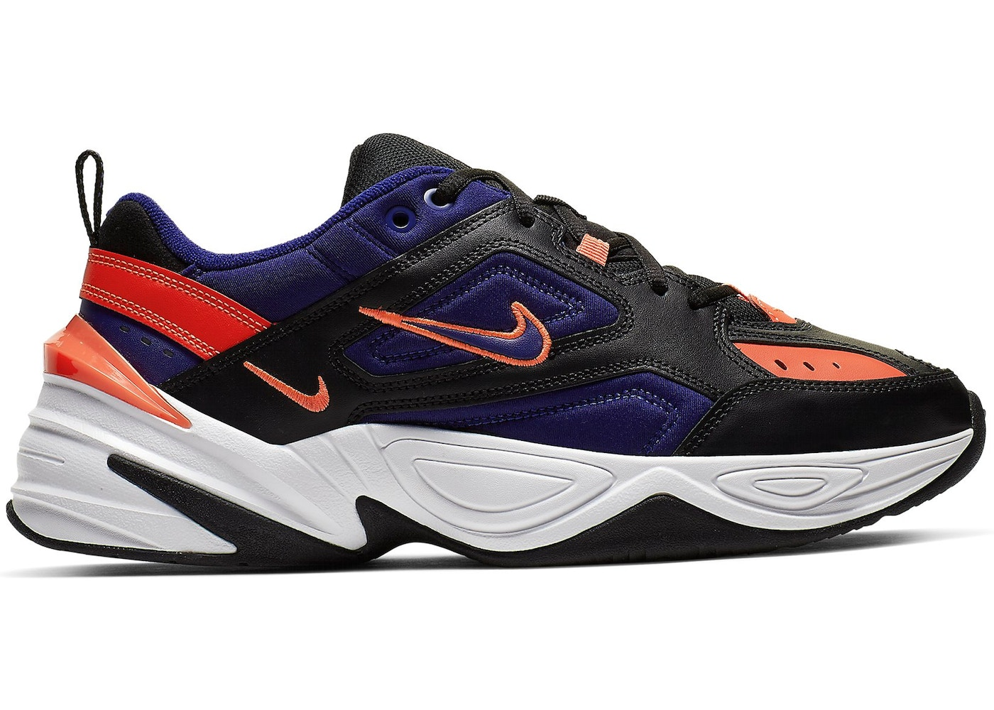 8bb45861 Sell. or Ask. Size: 11. View All Bids. Nike M2K Tekno Black Deep Royal Blue  Bright Crimson