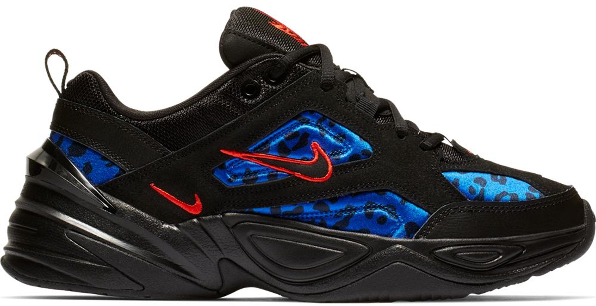 Nike M2K Tekno Black Leopard (W