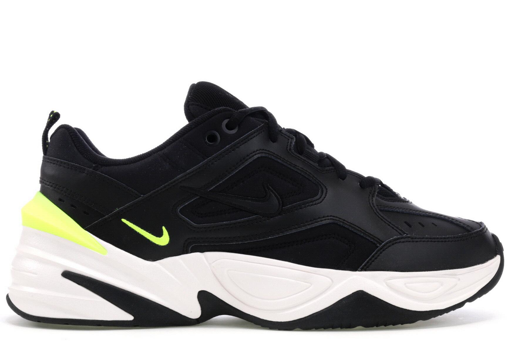 Nike M2K Tekno Black Volt (W) - AO3108-002