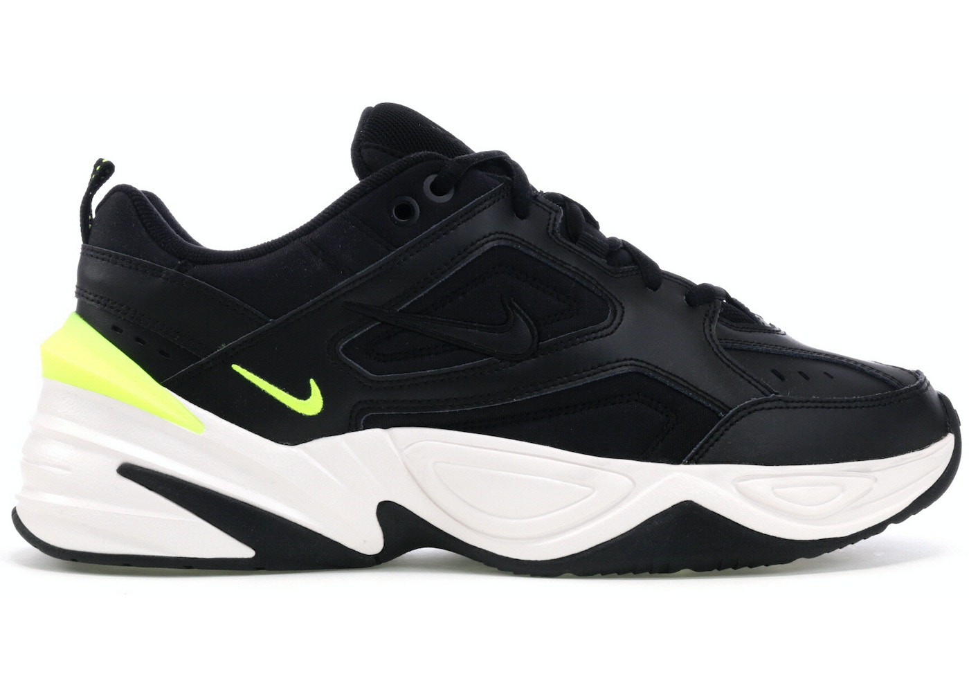 sale usa online detailed look good selling Nike M2K Tekno Black Volt (W)