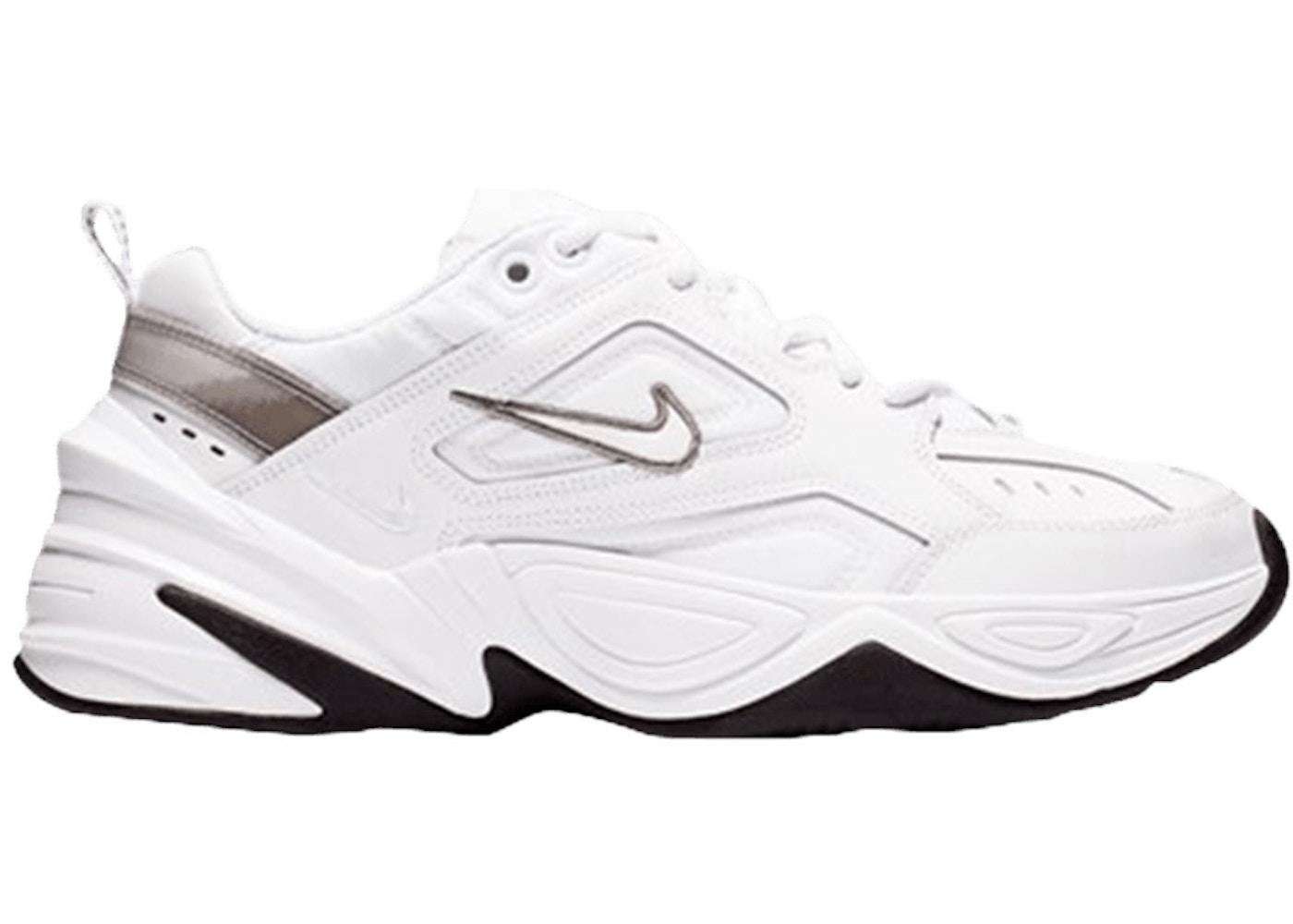 Violeta Farmacología Papá  Nike M2K Tekno Cool White (W) - BQ3378-100