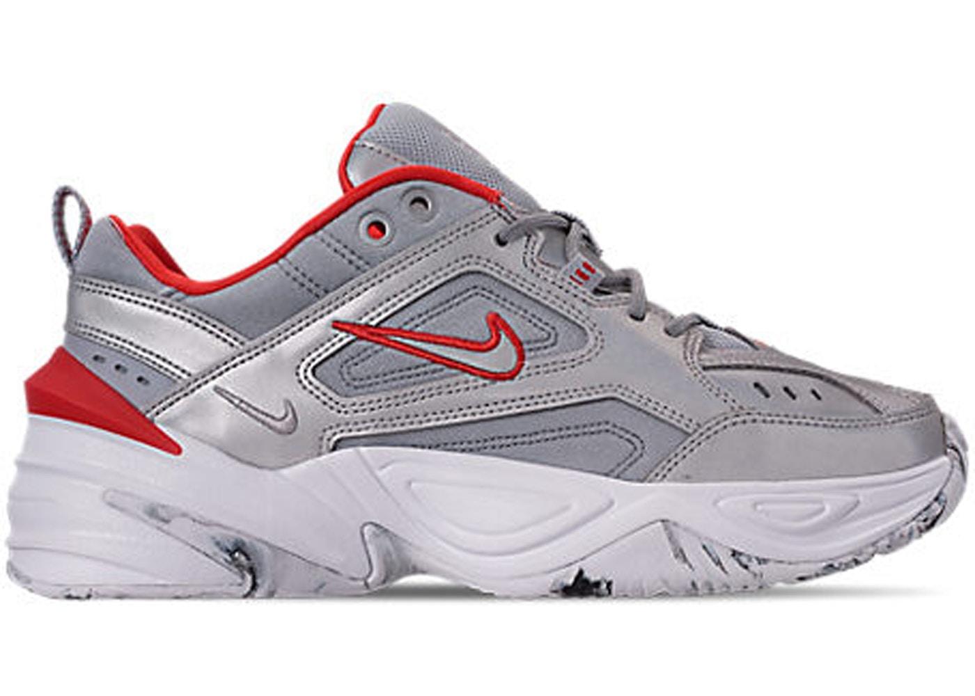 94b824ad5e0 Nike M2K Tekno Metallic Silver Marbled (W) - BQ3378-001
