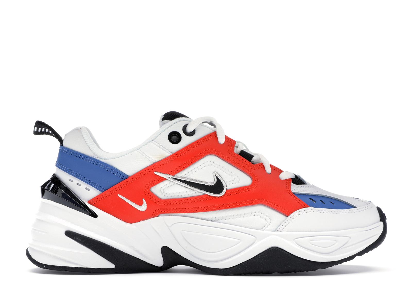 White Nike Tekno Orangew Black M2k TwXiOPkZu